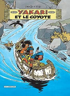 Yakari Tome 12: Yakari et le coyote