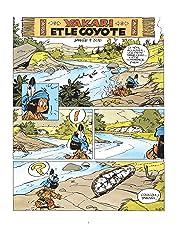 Yakari Vol. 12: Yakari et le coyote