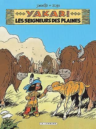 Yakari Tome 13: Les Seigneurs des plaines