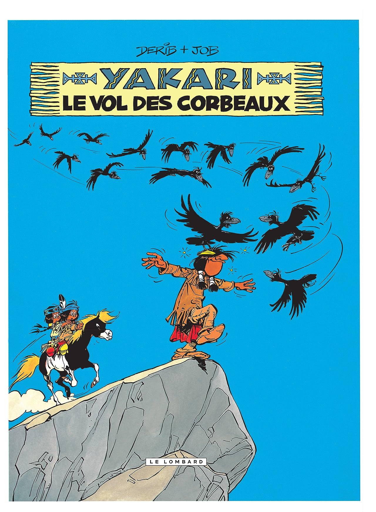 Yakari Vol. 14: Le Vol des corbeaux