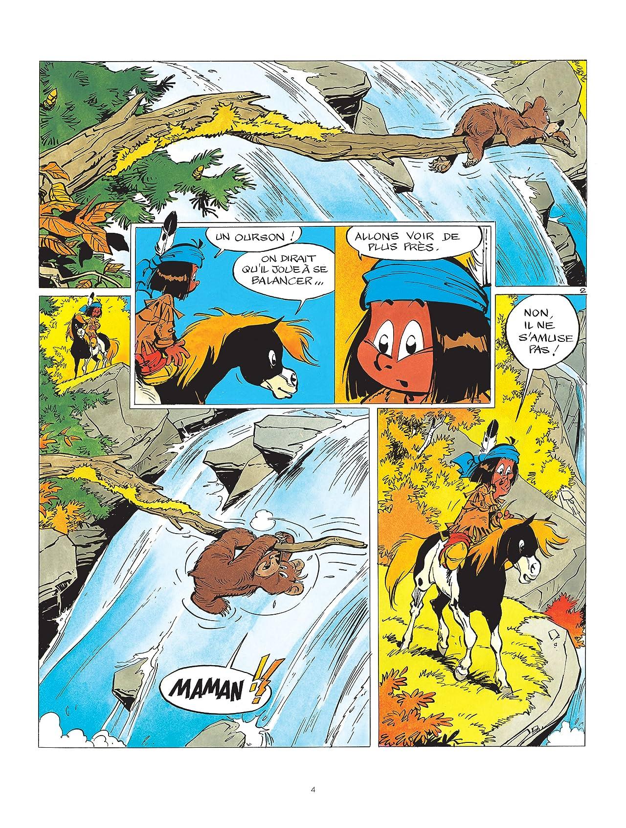 Yakari Vol. 15: La Rivière de l'oubli