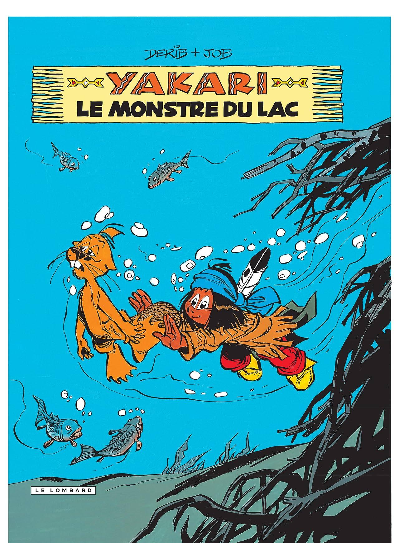Yakari Vol. 17: Le Monstre du lac