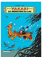 Yakari Vol. 17: Le Monstre du lac