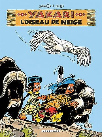 Yakari Vol. 18: L'Oiseau de neige