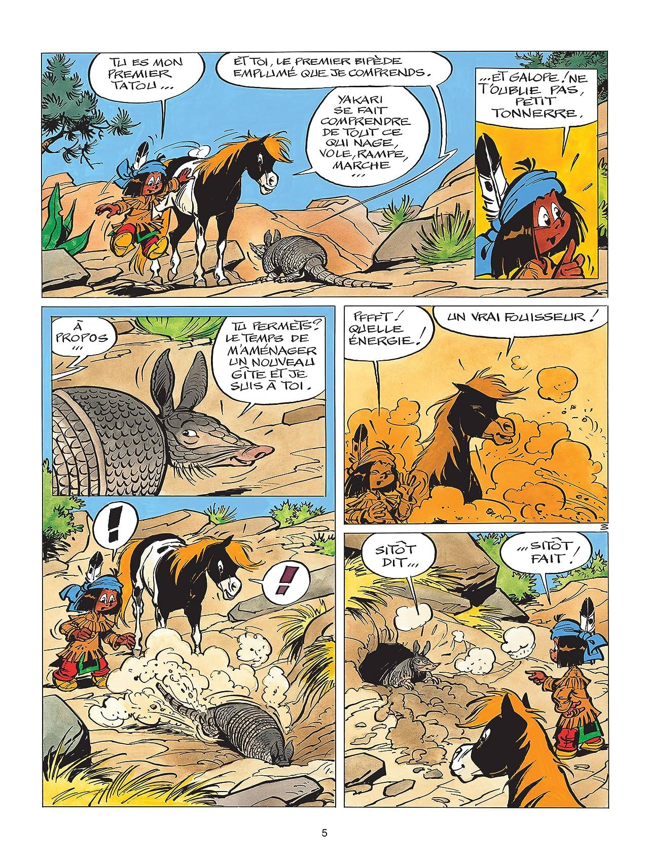 Yakari Vol. 28: Le Chene qui parlait