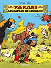 Yakari Vol. 35: L'escapade de l'ourson