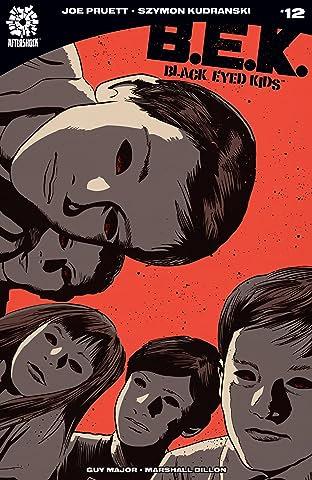 Black-Eyed Kids #12