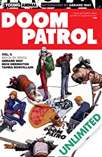 Doom Patrol (2016-2018) Vol. 1: Brick by Brick