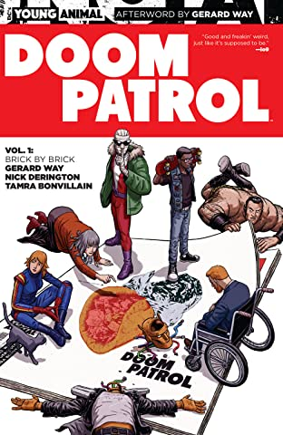 Doom Patrol (2016-) Vol. 1: Brick by Brick