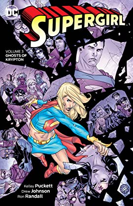 Supergirl (2005-2011) Vol. 3: Ghosts of Krypton