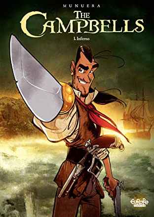 The Campbells Tome 1: Inferno