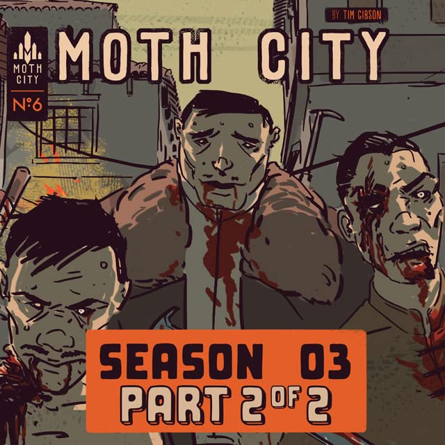 Moth City #6