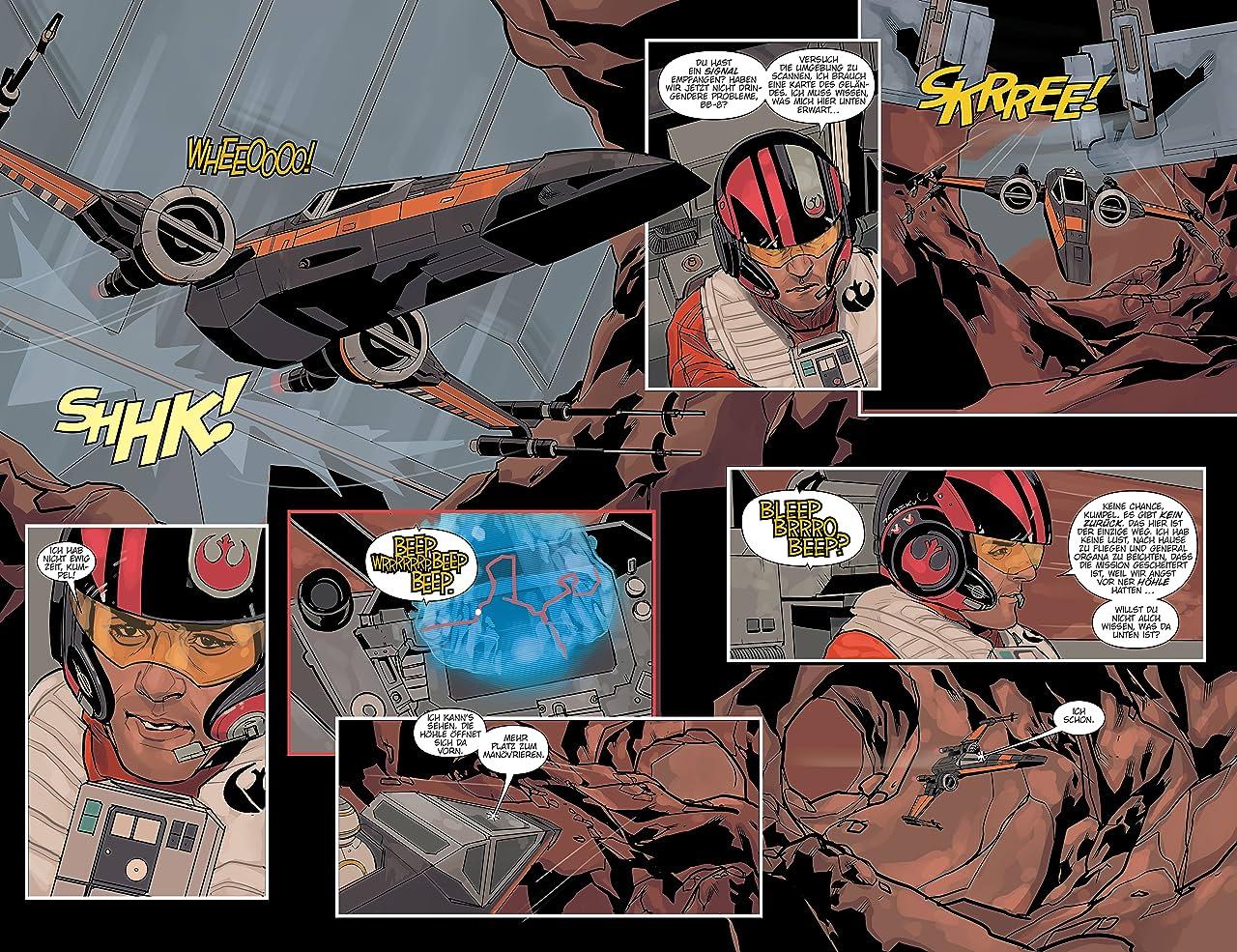 Star Wars: Poe Dameron - Schwarze Staffel
