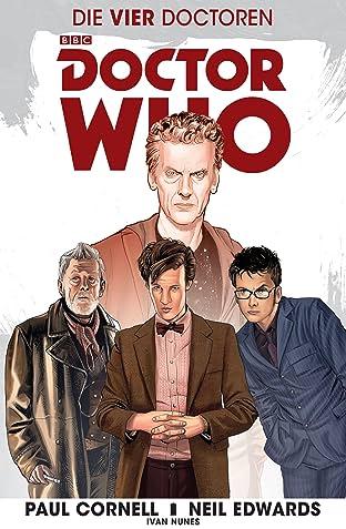 Doctor Who: Die vier Doctoren