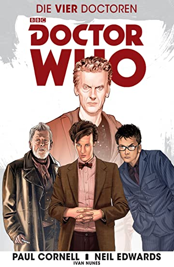 Doctor Who: Die vier Doctoren