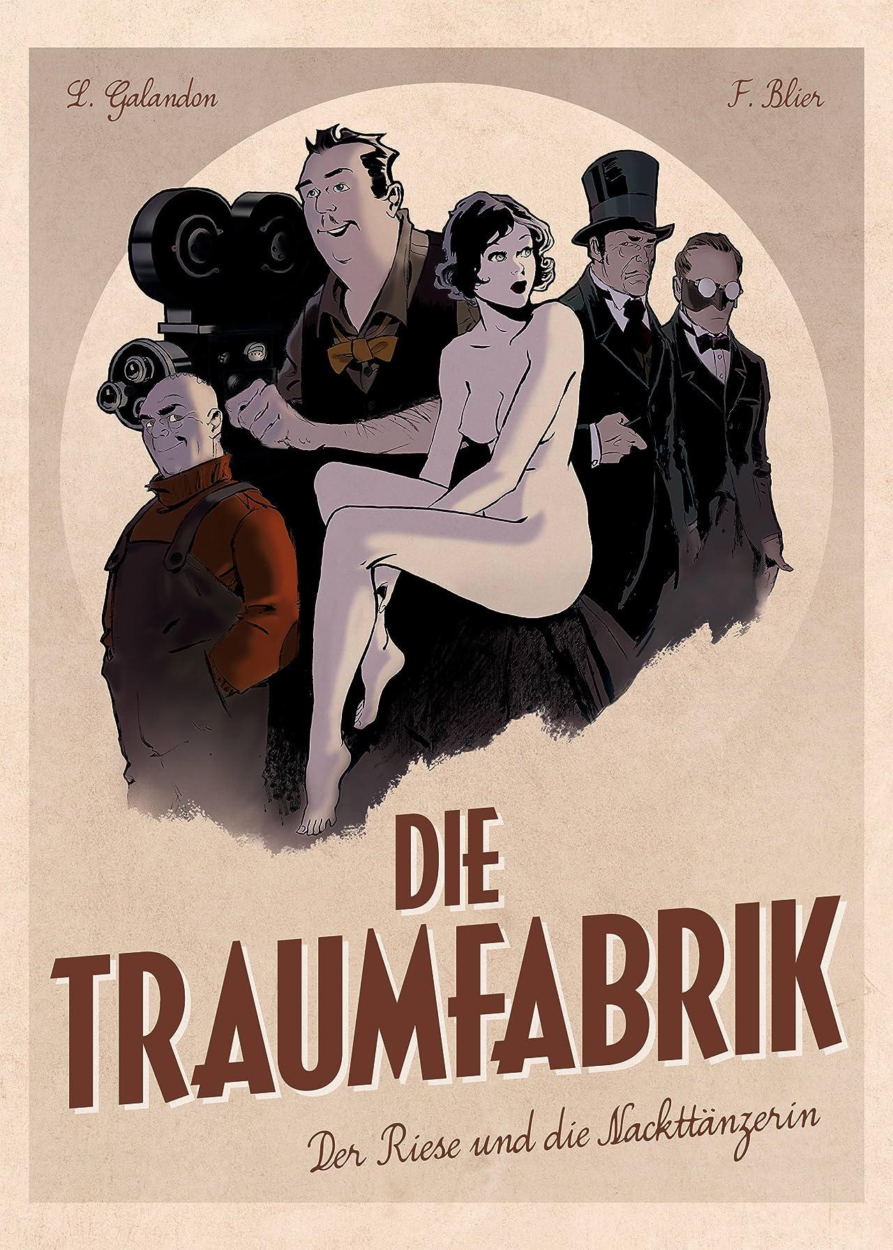 Die Traumfabrik Vol. 1