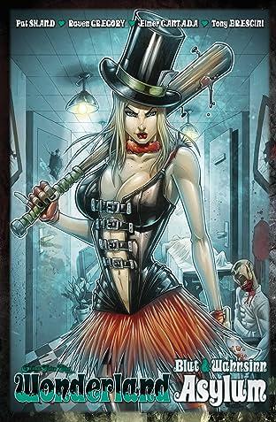 Wonderland Vol. 12: Asylum - Blut & Wahnsinn