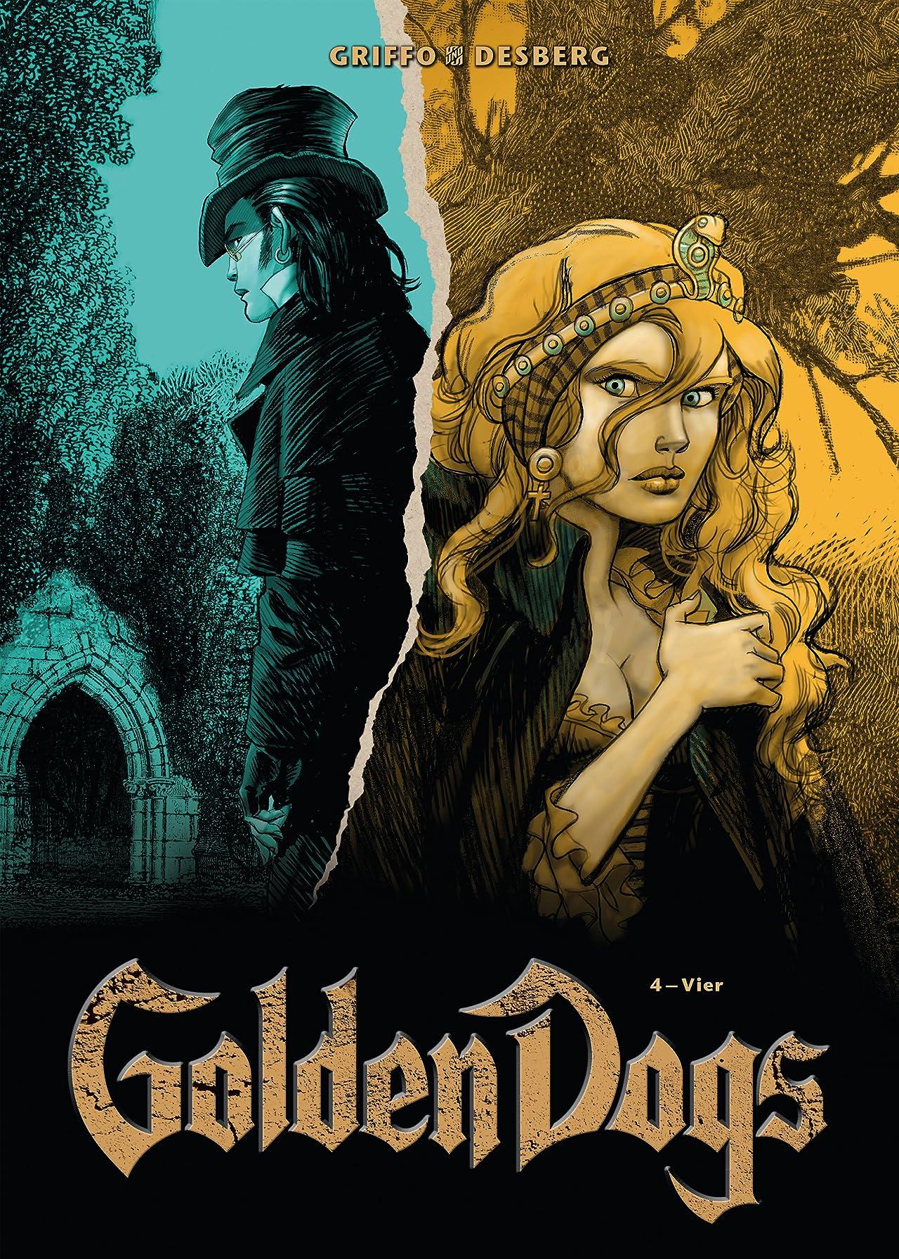 Golden Dogs Vol. 4: Vier