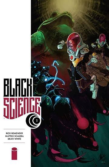 Black Science #1