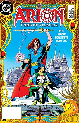 Arion, Lord of Atlantis (1982-1985) #30