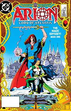 Arion, Lord of Atlantis (1982-1985) #30
