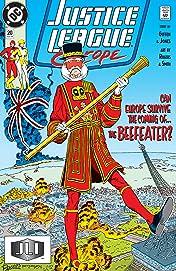 Justice League Europe (1989-1993) #20