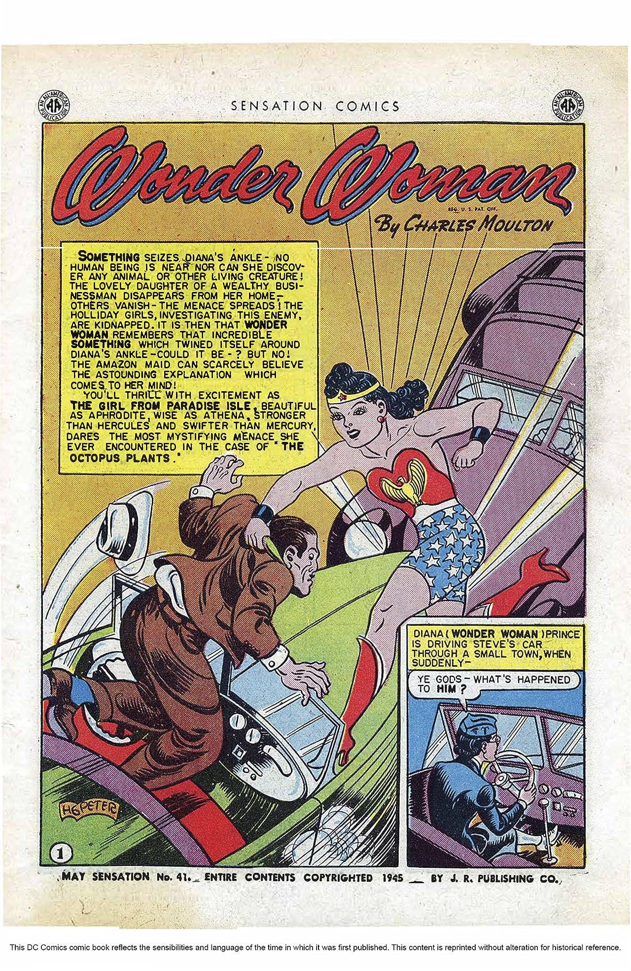 Sensation Comics (1942-1952) #41
