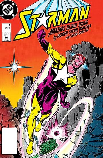 Starman (1988-1992) #1