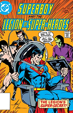 Superboy and the Legion of Super-Heroes (1949-1979) #235