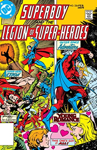 Superboy and the Legion of Super-Heroes (1949-1979) #236