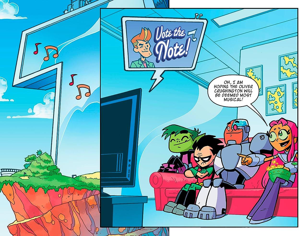 Teen Titans Go! (2013-) #44