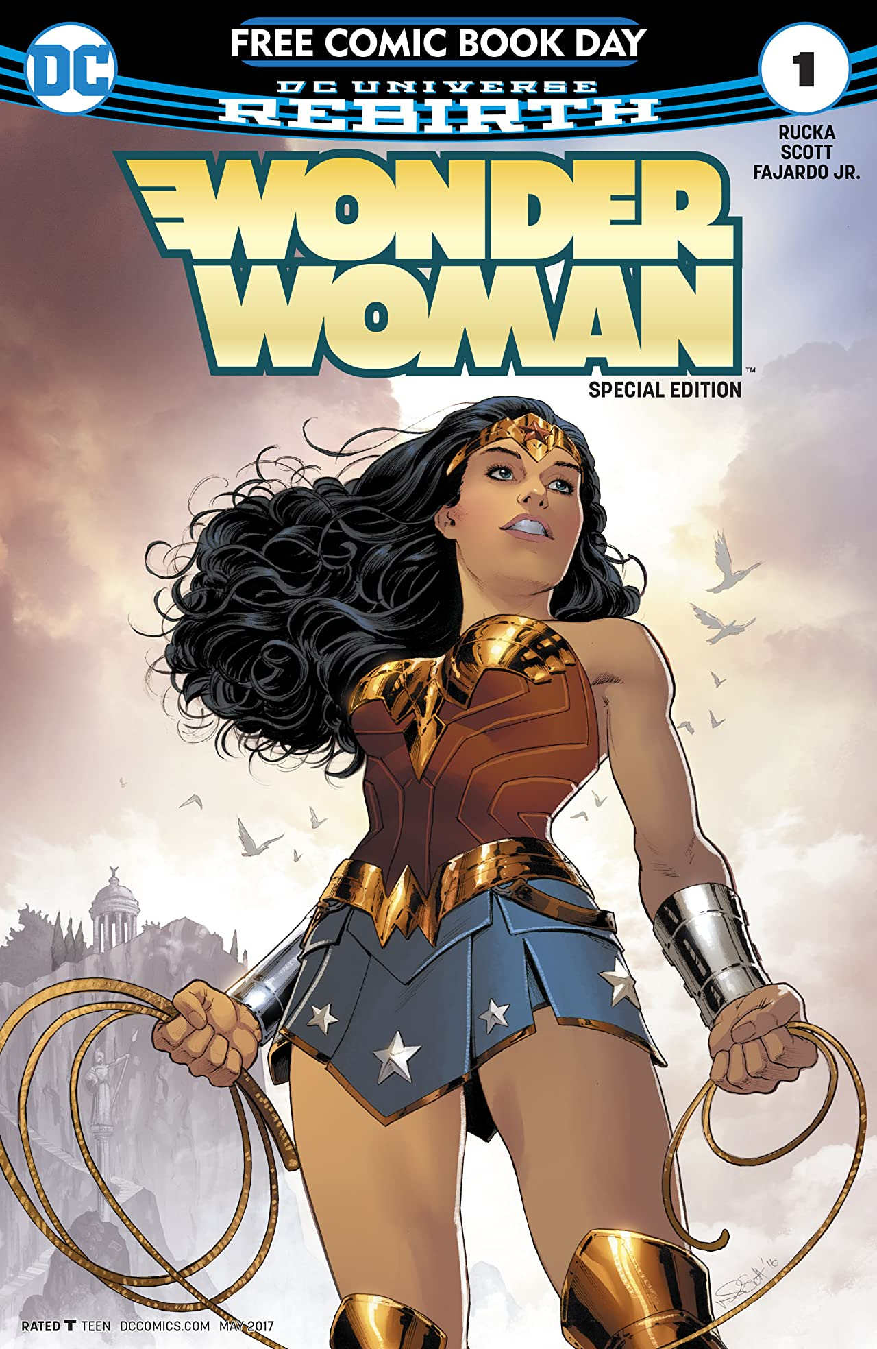 Wonder Woman FCBD 2017 Special Edition (2017-) No.1