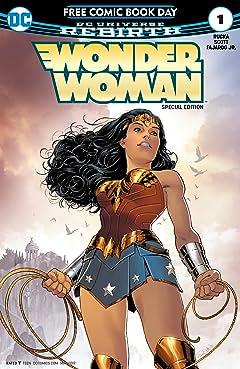 Wonder Woman FCBD 2017 Special Edition (2017-) No.1