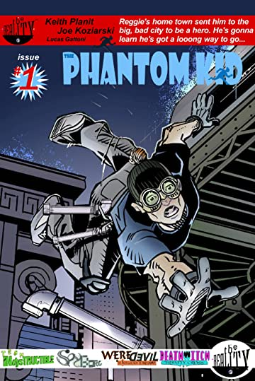 The PHANTOM KID