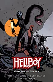 Hellboy: Into the Silent Sea
