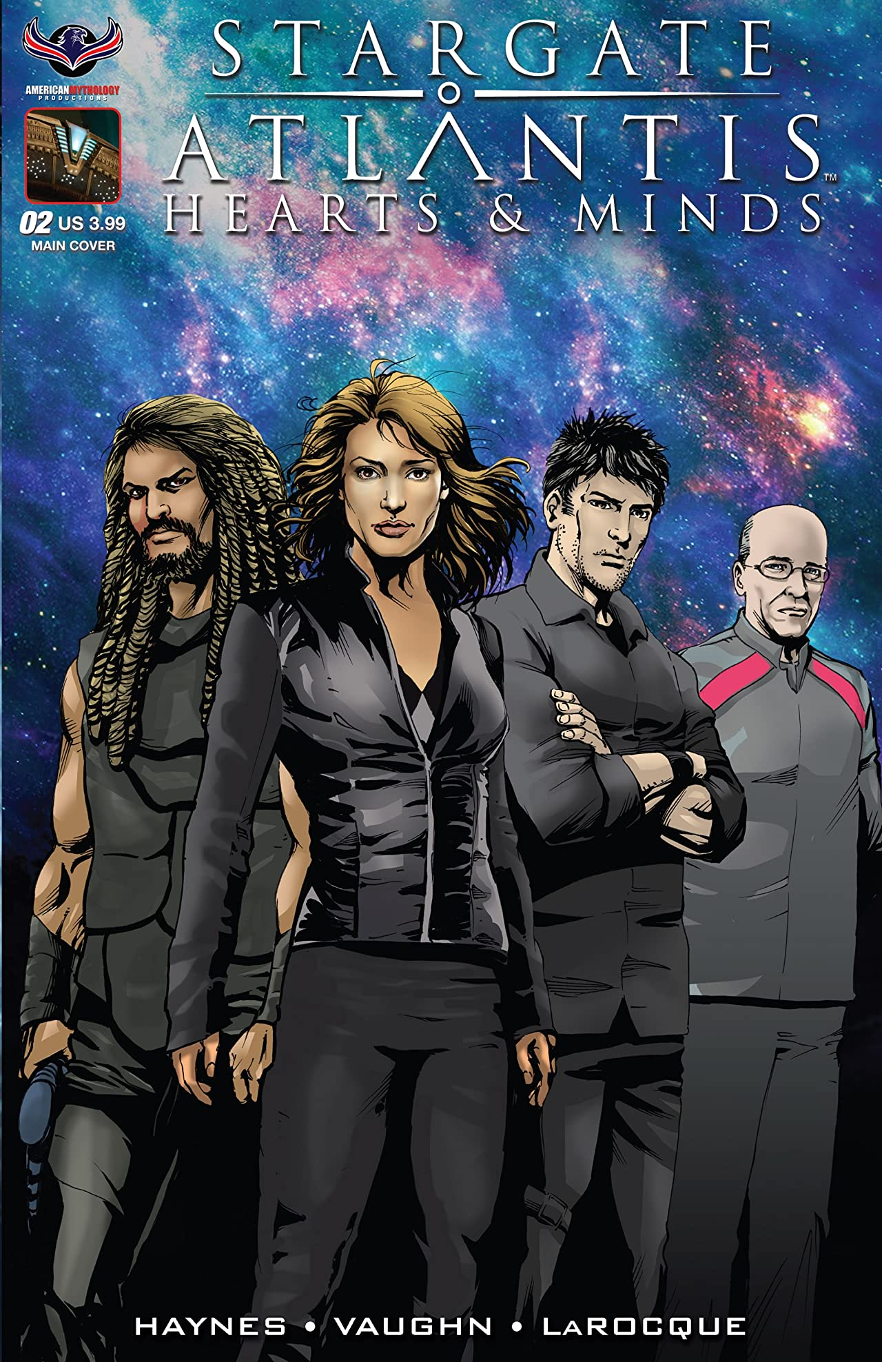 Stargate Atlantis: Hearts & Minds #2