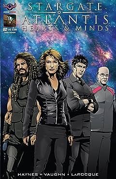 Stargate Atlantis: Hearts & Minds #2