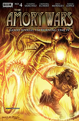 The Amory Wars: Good Apollo, I'm Burning Star IV #4 (of 12)