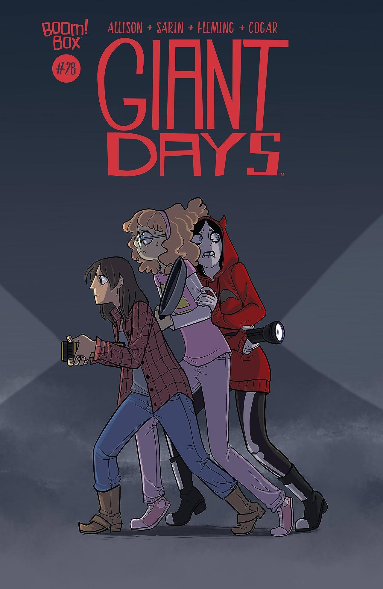 Giant Days #28