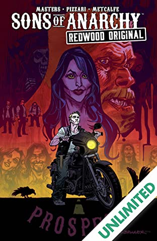 Sons of Anarchy: Redwood Original Vol. 1