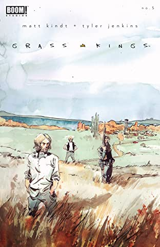 Grass Kings No.5