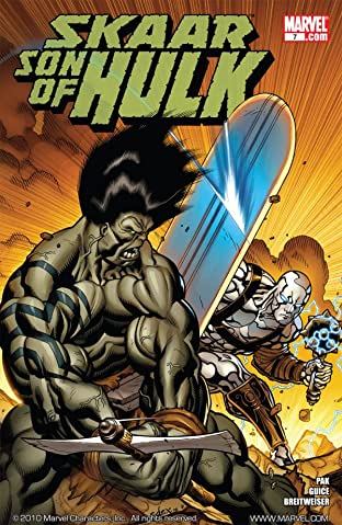 Skaar: Son of Hulk #7