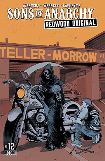 Sons of Anarchy: Redwood Original #12