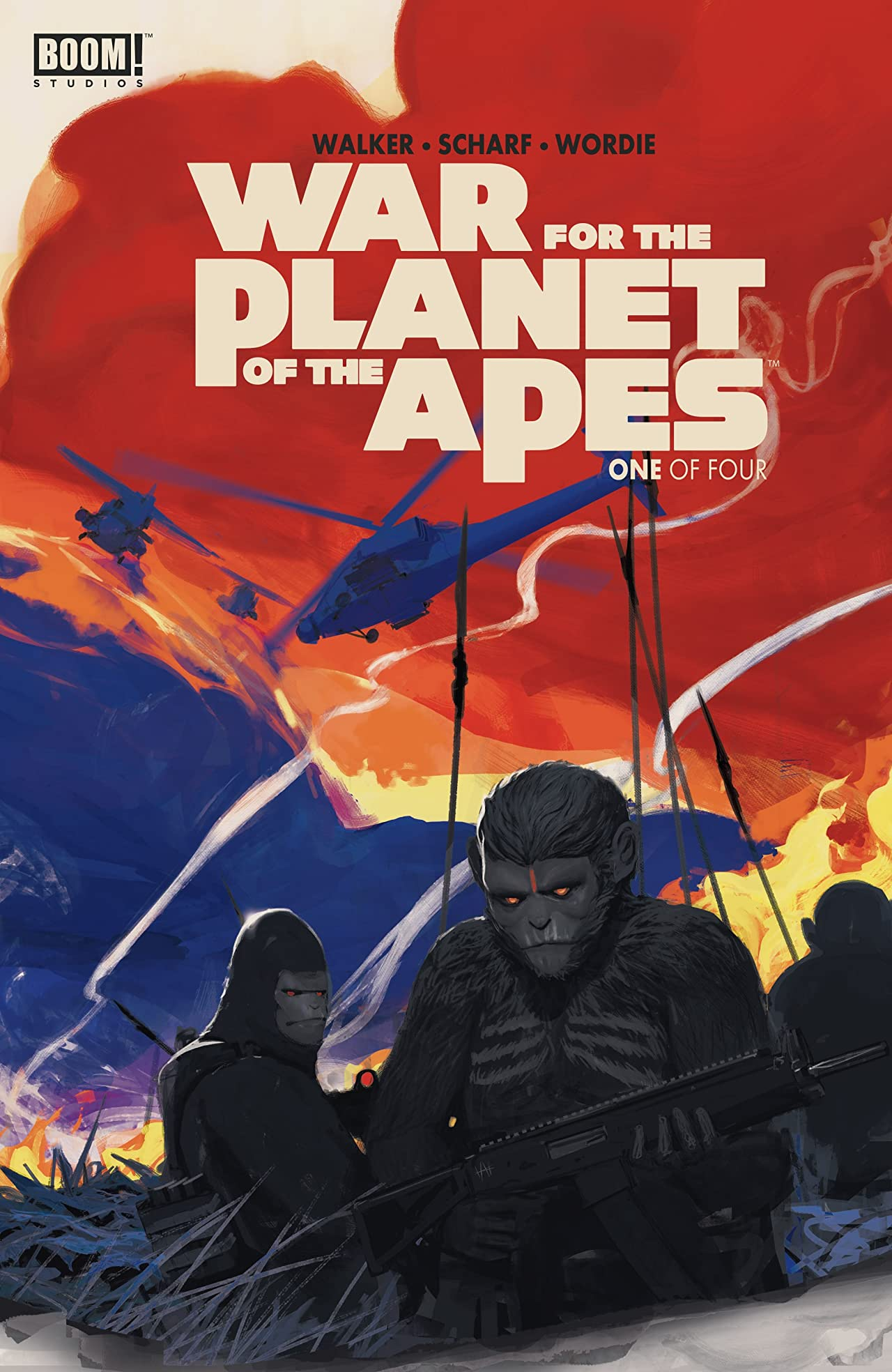 War for the Planet of the Apes No.1