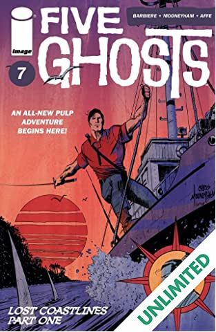 Five Ghosts #7