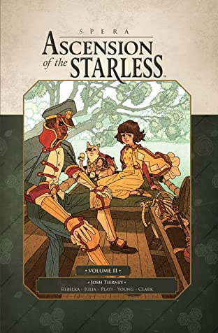 Spera: Ascension of the Starless Tome 2