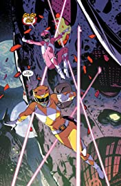 Mighty Morphin Power Rangers #17