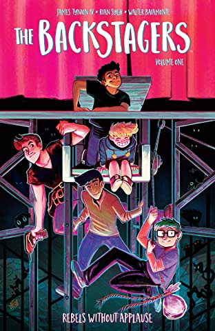 The Backstagers Tome 1