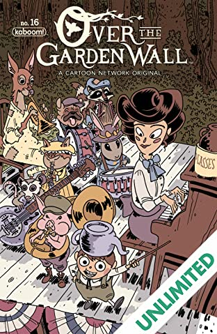 Over The Garden Wall (2016-) #16