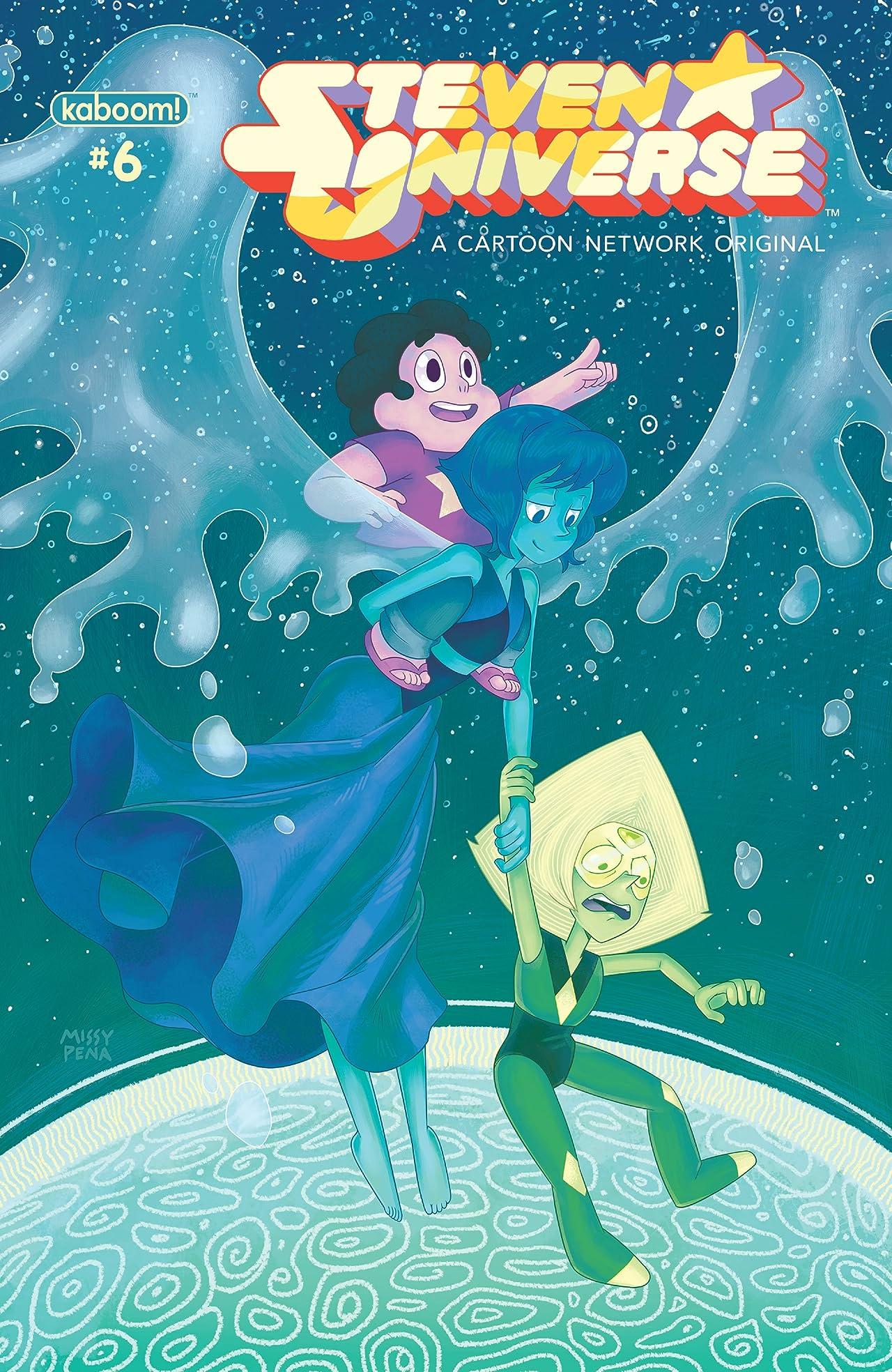 Steven Universe (2017-) #6